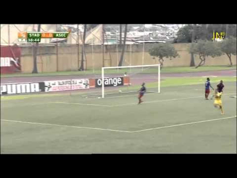 25ème journée de la ligue 1 Stade d'Abidjan -ASEC Mimosas