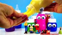 Slime Goo Minecraft Shopkins Finding Dory Cartoon Surprise Eggs Toys StrawberryJ