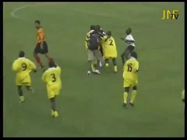 Finale de la Supercoupe 1999 ASEC Mimosas 3 -1  Espérance de Tunis