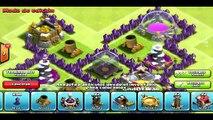 Diseño Aldea Farming | Ayuntamiento 7 | Clash Of Clans