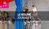 D1 Futsal, 2e journée - les buts I FFF