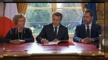 Firmato il jobs act francese