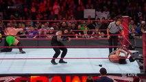 ROMAN REIGNS AND SETH ROLLINS VS BRAY WYATT AND SAMOA JOE (2017) - WWE Wrestling - Sports MMA Mixed Martial Arts Entertainment