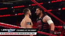 ROMAN REIGNS VS FINN BALOR (2017) - WWE Wrestling - Sports MMA Mixed Martial Arts Entertainment