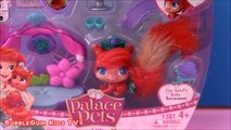 Disney Princess Palace Pets Beauty and Bliss Ariels Kitty Treasure Playset!