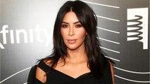 Kim Kardashian Reapareció En La Playa Con Un Diminuto Bikini