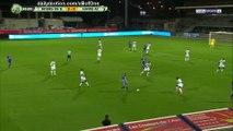 Guillaume Heinry Goal HD - Bourg Peronnas 1 - 0 Le Havre - 22.09.2017 (Full Replay)