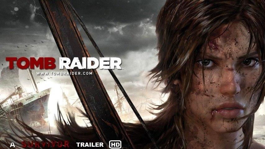 tomb raider 1 movie trailer