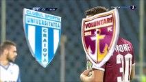 0-1 Alexandru Tudorie Goal Romania  Divizia A - 22.09.2017 CS Univ Craiova 0-1 FC Voluntari
