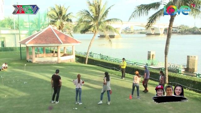 BIỆT ĐỘI X6   Tập 60   Dàn sao Việt rộn ràng đến thăm Ngôi Nhà Chung - Love House   100317