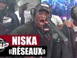 """Niska """"Réseaux"""" #PlanèteRap"""