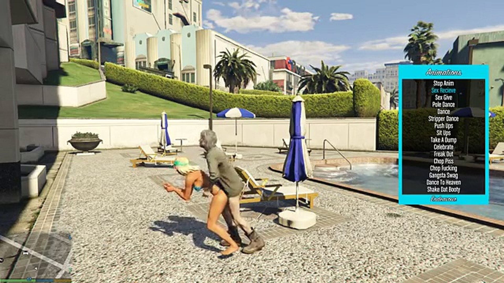 GTA 5 Hot Coffee - How to do it?