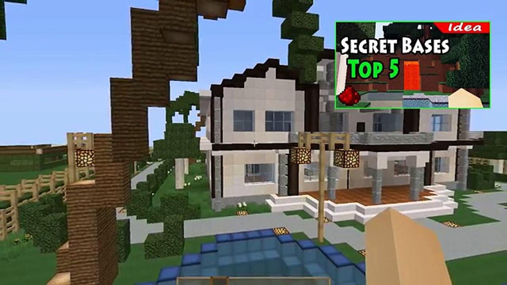 5 Unique Ideas To Improve Your Minecraft House Tutorial