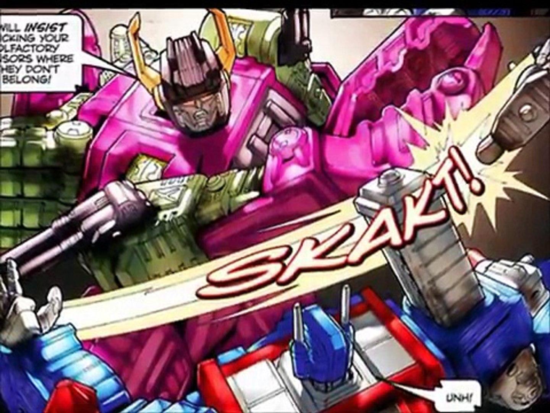 Top 5 Transformers Titan Bots