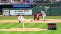 MLB Best Throws of the Season 2016