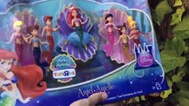 Princess Ariel Mermaids Sisters Gift Set Arielle Disney Princess Dolls The Little Mermaid Toys