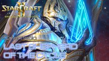 Starcraft II: Legacy of the Void - Epilogue - Cinematic: Last Shepherd of the Cycle