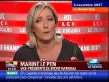 lemonde.fr : Télézapping du 05 11  07
