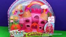 LALALOOPSY Nickelodeon Lalaloopsy Minies Sew Royal Castle a Lalaloopsy Video Toy Review