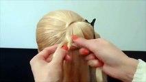 Einfache Frisurenhaarezopf Mal Anders Flechten