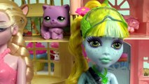 Queen Elsa Lagoona Blue Ty Teenie Beanie Boos Mcdonalds Happy Meal Toy Review Opening Monster High