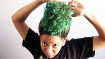 Natural Colored Hair - TWIST TWIST TWIST IT OUT !