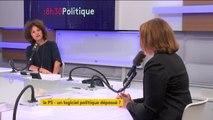 """Les """"trois piliers fondateurs"""" du Parti socialiste, selon Valérie Rabault"""