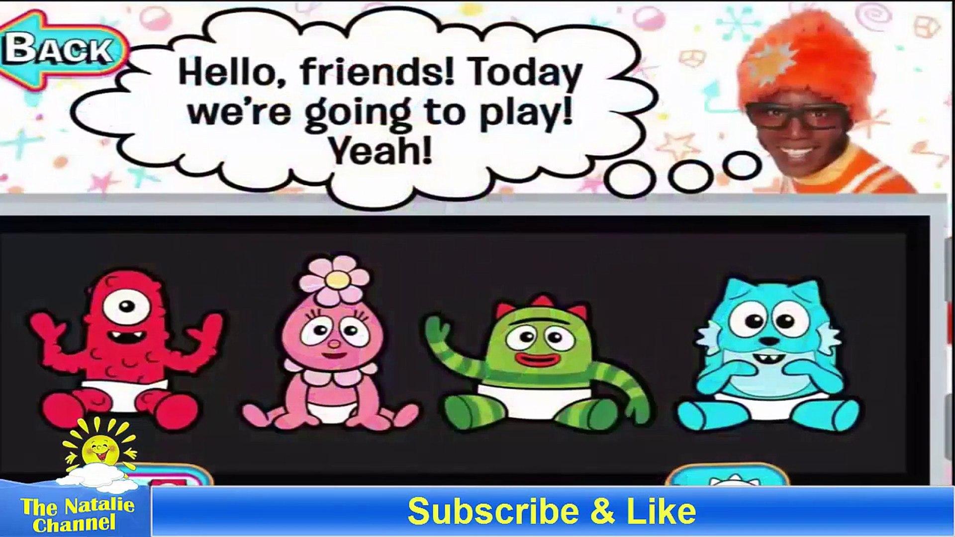 Yo Gabba Gabba Babies Full Game for kids apps games education
