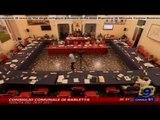 Diretta Consiglio Comunale di Barletta del 28/07/2017