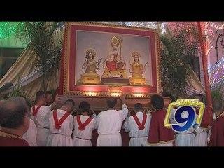 Bisceglie, Processione ed intronizzazione del quadro dei Santi Martiri