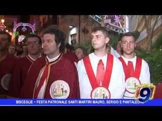 Bisceglie   Festa Patronale Santi Martiri Mauro, Sergio e Pantaleone