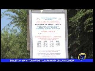 Barletta | Via Vittorio Veneto, la fermata della discordia