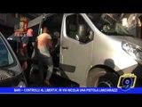Bari | Controlli al Libertà, in via Nicolai una pistola lanciarazzi