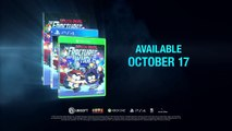 South Park The Fractured But Whole Game Is Gold - Official Trailer - Ubisoft