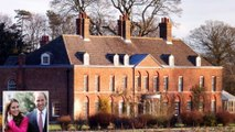 Inside Kate Middleton and  Prince William's private  family home Kensington  Palace