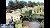 Russian Truck Drivers in Extreme Conditions #5 / Русские грузовики в экстремальных условиях NEW new