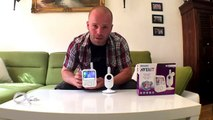 DieWarentester - Philips AVENT Digitales Video-Babyphone SCD630
