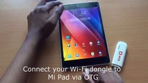 How to Connect to Wi-Fi via WPS setup Samsung Galaxy S6 - video