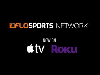 FloRacing on FloSports Roku and Apple TV 4 Apps
