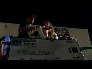 Hannah Hodges Wins Pro Circuit Open Advanced Women's Race