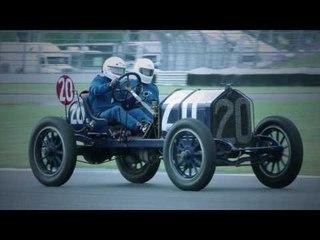 2017 Brickyard Vintage Racing Invitational Is Streaming LIVE