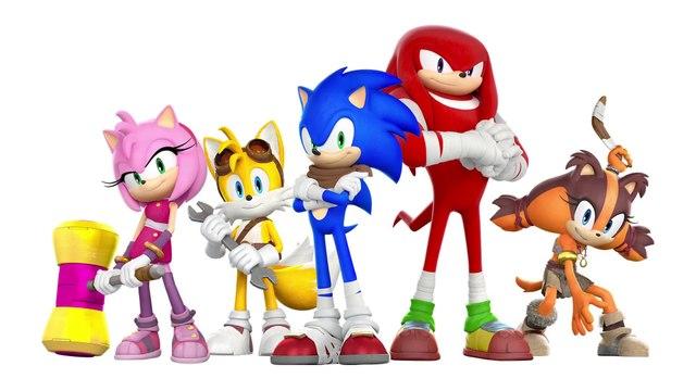 Stay Here Full Series (( Sonic Boom )) Season 2 Episode 46 Online hd