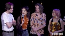 Hey Violet on Band Member Leaving: 'We're Still on Great Terms' | iHeartRadio Music Fest 2017