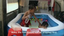 Happy Water Games-kid [fun water games and catching fish]