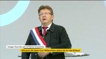 """Mélenchon à Macron: """"C'est la rue qui a abattu les rois, les nazis, le plan Juppé et le CPE..."""""""