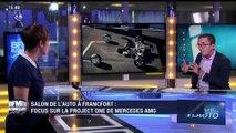 Auto Lifestyle: focus sur la Project One de Mercedes-AMG - 23/09
