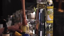 Lemon Grass Drop Cocktail - The Proper Pour with Charlotte Voisey - Small Screen