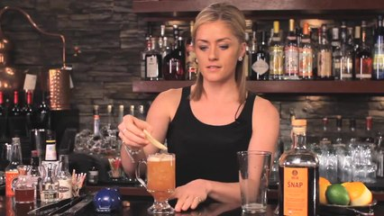 Farmer's Daughter Cocktail - The Proper Pour with Charlotte Voisey - Small Screen