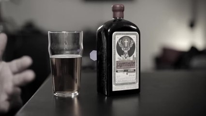 The Jägerita - The Morgenthaler Method