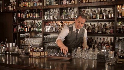 Raising the Bar with Jamie Boudreau - Inside Canon: Whiskey and Bitters Emporium - Episode One